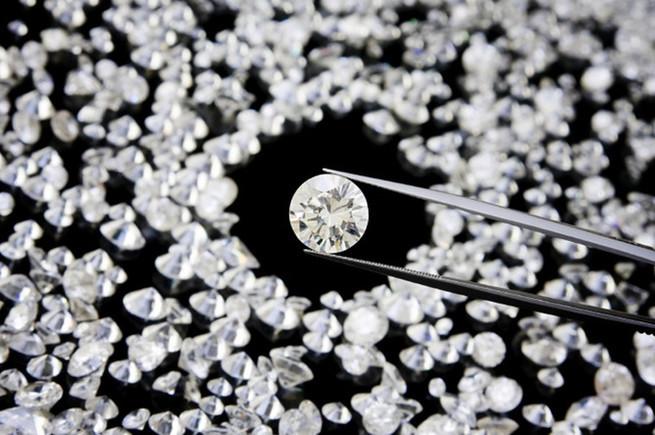 Казна теряет алмазы