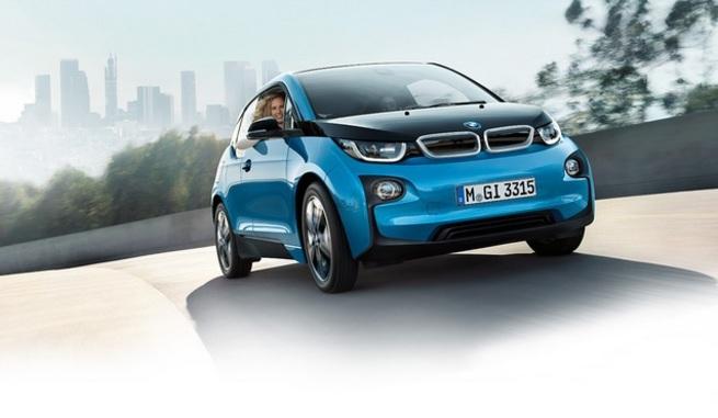 Электрокар BMW i3 бьет рекорды продаж в Германии