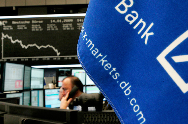 Европейские банки: шаг до пропасти
