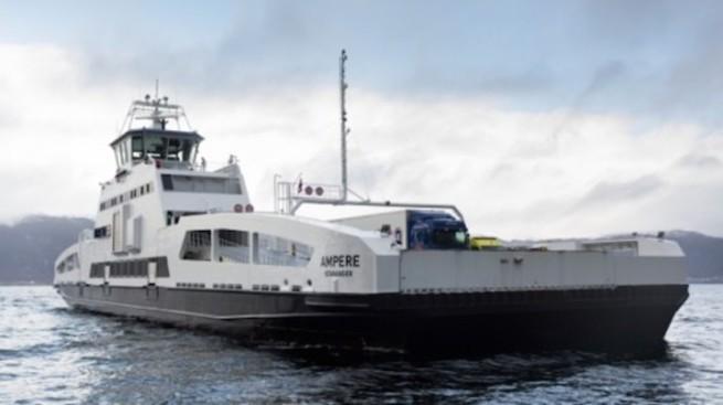 Паромную флотилию Норвегии переведут на электричество