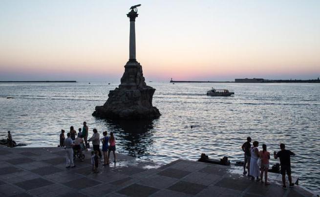 Контрибуция за Крым
