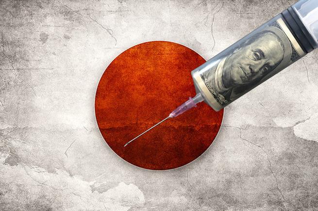 Японская инъекция в спрос