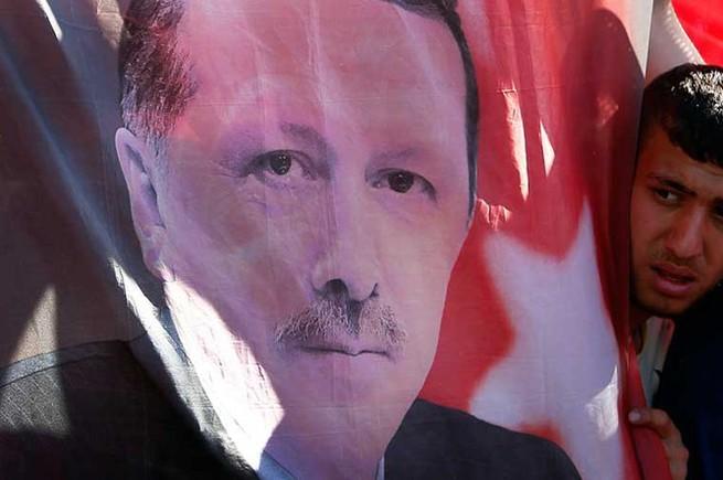 Эрдоган идет по пути Хусейна и Каддафи